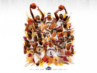Cleveland Cavaliers 9780 wallpapers