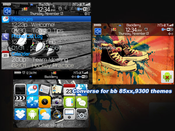 Converse for bb 85xx,9300 themes