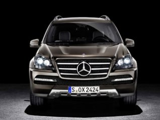 Mercedes Benz GL Class Grand Edition 2011
