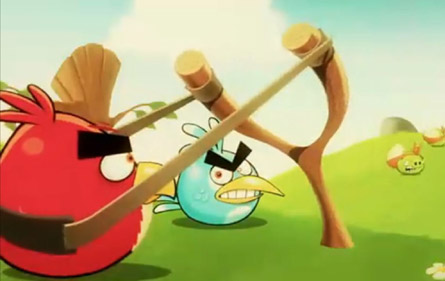 Angry Birds for phone mobile ringtones