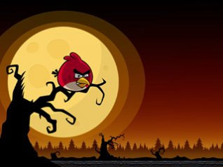 Angry Birds for 9350 Sedona wallpapers