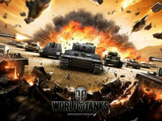 World of Tanks desktop wallpapers