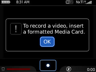 FlashOn for blackberry storm 2 apps