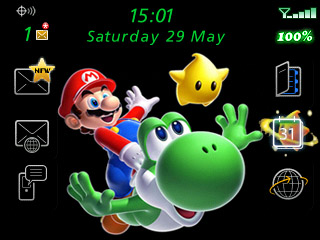 Galaxy_Blackberry Themes free download, Blackberry Apps