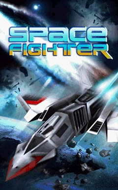 Space Fighter for blackberry torch games