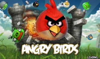 Angry Birds 2.3 for blackberry playbook game
