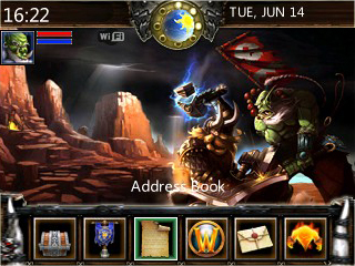 Warcraft III for bb 83xx,88xx themes