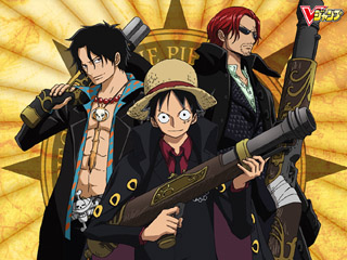 ONE PIECE for blackberry 9700 wallpaper