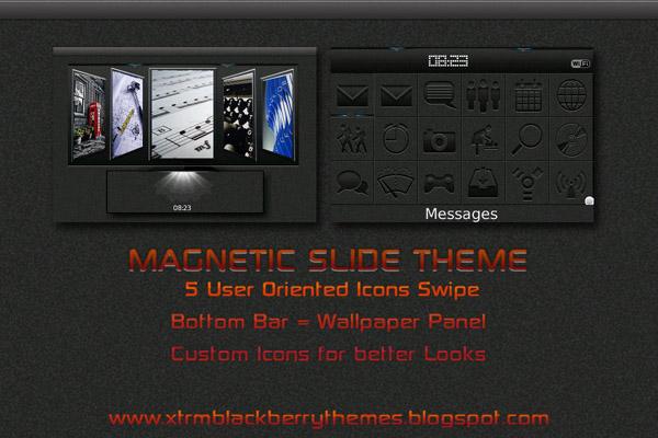 Slide_Blackberry Themes free download, Blackberry Apps