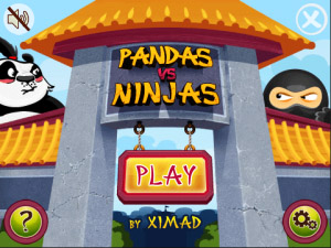 Pandas vs Ninjas v1.5.2 for 9850,9860 games