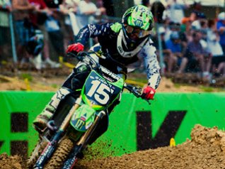 Ronnie Faisst - Freestyle Motocross 320x240 wallpapers download