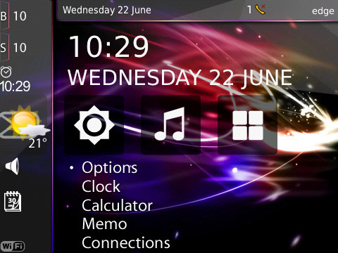 Glare and Optional Dashboard style 95xx theme os4.7