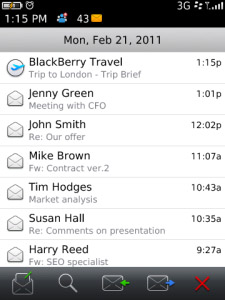 BlackBerry Travel v1.1.42.99 Apps