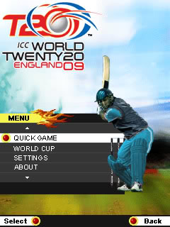 ICC World Twenty 20 England 09 for 9000 games