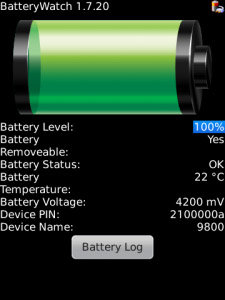 Battery Watch v1.9.39