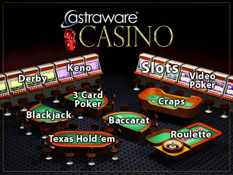 Astraware casino serial how to play poker slot machines