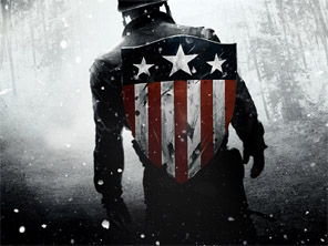 Captain America: The First Avenger (2011) 99xx wallpaper