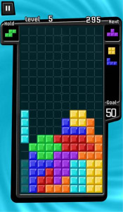 Tetris® v2.2.0 for BlackBerry PlayBook