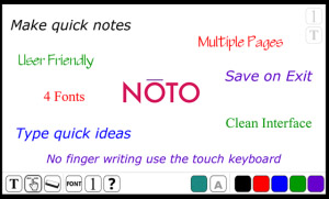 NOTO v11.0.0 for blackberry playbook