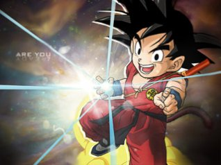 DRAGON BALL for 480x800 bb 9860 wallpapers