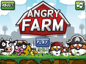 Angry Farm v1.1.26 game for blackberry