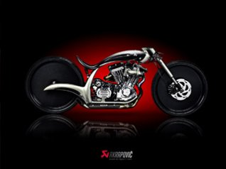 Akrapovic Morsus for bb 480x360 wallpaper