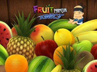 Fruit Ninja wallpaper for blackberry curve 8900