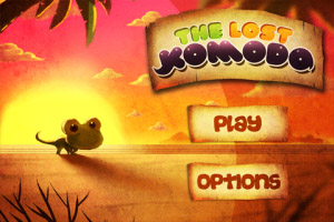 The Lost Komodo v1.0.4 for playbook game