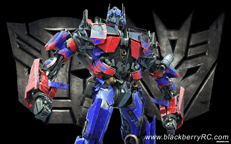 Transformers ringtone for blackberry free download