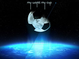 My world, my cup for blackberry 8530 wallpaper