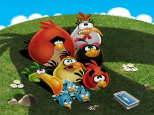 Angry Birds 640x480 wallpapers