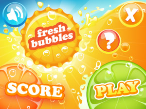 Free Fresh Bubbles v1.0.1 for 9900, 9930 games