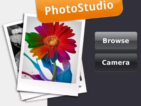 free Photo Studio v0.9.6.33 blackberry apps