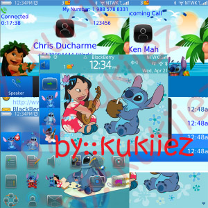 free Stitch theme for bb 9700,9780,96xx os6.0