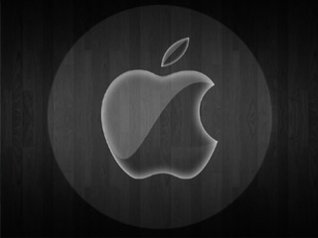 Apple logo for bb bold 9900 wallpapers