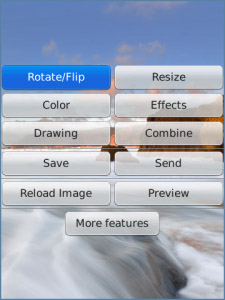 FREE Photo Editor Ultimate v6.8.5 for blackberry apps