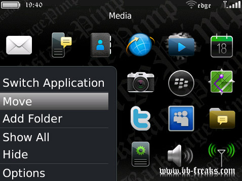 Download BlackBerry OS Official