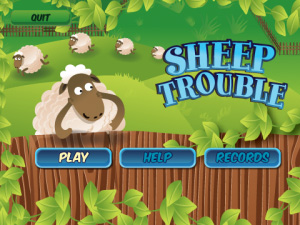 Sheep Trouble v1.0.1 for blackberry 95xx,9800 gam