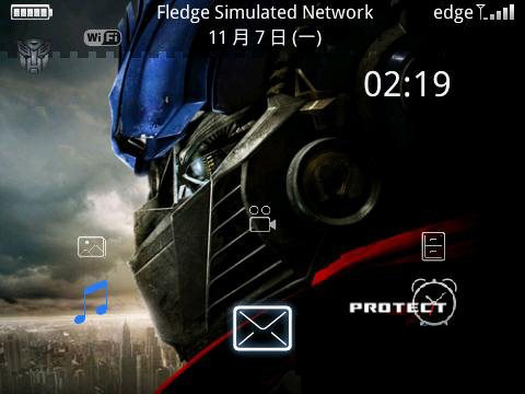 Transformers v2.7.8 for blackberry 89,96,9700 the