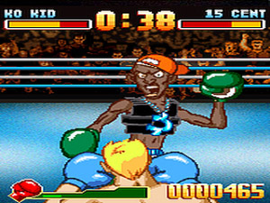 Super KO Boxing 2 v1.0 for blackberry curve games