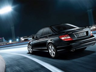 Mercedes-Benz c300 for Bold 9790 640x480 wallpapers