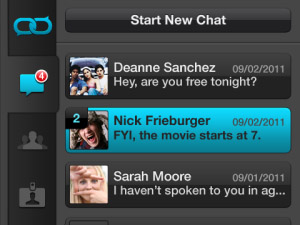 Hookt Messenger v1.2.2 for blackberry os5.0-7.0 apps