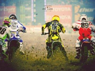 Supercross start wallpaper