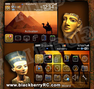 free Egyptian for blackberry curve 85xx,93xx them