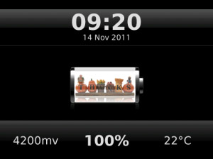 Battery Saver v1.0.0 for Thanksgiving Day ( OS 5.