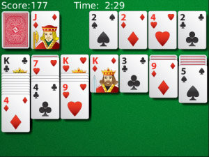 free Solitaire v3.0.0 for os5.0-7.0 blackberry games