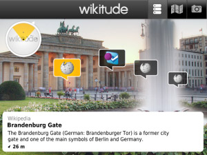 Wikitude v6.3.8 for blackberry os7.0 apps