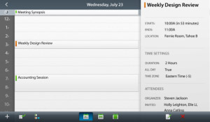 BlackBerry Bridge v1.0.7.5 for os6.0 apps