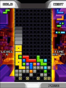 Tetris Mania v3.0.0 for 320x240 games