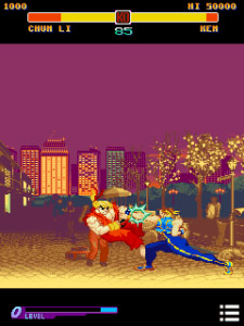 Street Fighter Alpha v3.0.1 for 8220 games